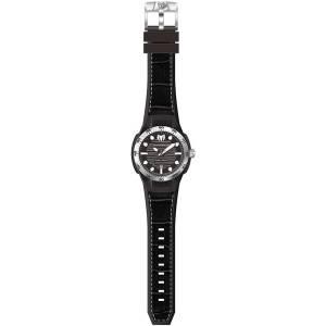 [テクノマリーン]TechnoMarine  Sun Reef Analog Display Swiss Quartz Black Watch TM-515006