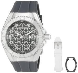 [テクノマリーン]TechnoMarine  Cruise Monogram Analog Display Quartz Grey Watch TM-115062