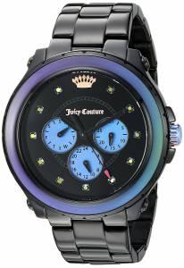 [ジューシークチュール]Juicy Couture  Analog Display Quartz Black Watch 1901336