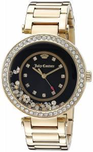 [ジューシークチュール]Juicy Couture  Analog Display Quartz Gold Watch 1901331