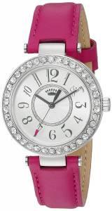 [ジューシークチュール]Juicy Couture  Cali Analog Display Japanese Quartz Pink 1901395