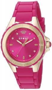 [ジューシークチュール]Juicy Couture  Rio Analog Display Japanese Quartz Pink 1901412