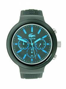 [ラコステ]Lacoste 腕時計 BORNEO CHRONO Blue/Black Watch 2010812 メンズ [並行輸入品]