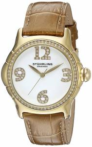 [ステューリングオリジナル]Stuhrling Original Vogue Analog Display Quartz Beige 592.04