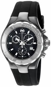 [テクノマリーン]TechnoMarine Cruise Ceramic Analog Display Swiss Quartz Black Watch TM-110028