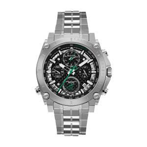 ブローバ腕時計メンズ Bulova 96B241 Men's Limited Edition Precisionist 44mm Watch