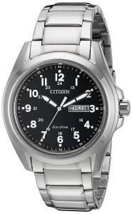 [シチズン]Citizen 腕時計 'Sport' Quartz Stainless Steel Casual Watch AW0050-82E メンズ