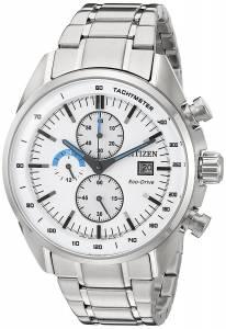 [シチズン]Citizen 腕時計 'Drive' Quartz Stainless Steel Casual Watch CA0590-82A メンズ