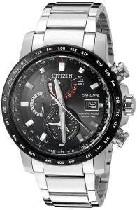[シチズン]Citizen 'World Time AT' Quartz Stainless Steel Casual Watch, AT9071-58E