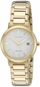[シチズン]Citizen EcoDrive 'Sport' Quartz Stainless Steel Casual Watch, Color: EW2372-51A