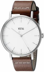 ベスタルヴェスタル Vestal Unisex SPH3L02 The Sophisticate Stainless Steel Watch SPH3L02