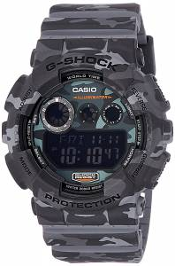 [カシオ]Casio  G SHOCK COMO GREY Digital Sport Quartz Watch NWT GD120CM8D GD-120CM-8DR (G514)