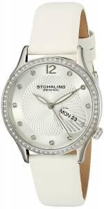 [ステューリングオリジナル]Stuhrling Original  Analog Display Quartz White Watch 801.01
