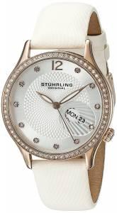 [ステューリングオリジナル]Stuhrling Original  Analog Display Quartz White Watch 801.03