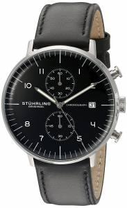 [ステューリングオリジナル]Stuhrling Original 'Monaco' Quartz Chronograph Date 803.01