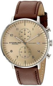[ステューリングオリジナル]Stuhrling Original 'Monaco' Quartz Chronograph Date 803.03