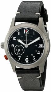 [モーメンタム]Momentum Pathfinder III Analog Display Swiss Quartz Black Watch 1M-SP61B2B