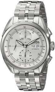 [ブローバ]Bulova 腕時計 Accu Swiss Mechanical Hand Wind Silver Watch 63C120 メンズ