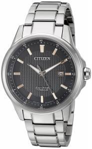[シチズン]Citizen 腕時計 'Titanium' Quartz Titanium Casual Watch AW1490-50E メンズ