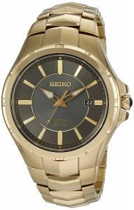 [セイコー]Seiko Watches  Seiko 'Coutura' Quartz Stainless Steel Dress Watch SNE414 メンズ