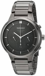 [セイコー]Seiko Watches  Seiko 'Chronograph' Quartz Stainless Steel Dress Watch SSC443