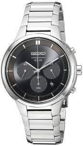 [セイコー]Seiko Watches  Seiko Chronograph Analog Display Japanese Quartz Silver Watch SSC439