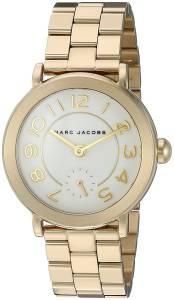 [マーク ジェイコブス]Marc Jacobs 腕時計 Riley GoldTone Watch MJ3470 レディース