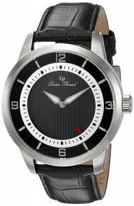 [ルシアン ピカール]Lucien Piccard  Grotto Analog Display Quartz Black Watch LP-15024-01