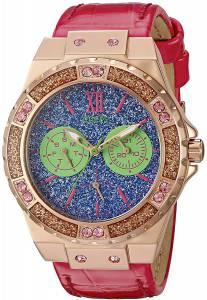 [ゲス]GUESS  Sporty Rose GoldTone Stainless Steel Watch with Multifunction Dial and U0775L4