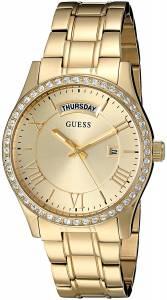 [ゲス]GUESS 腕時計 GoldTone VintageInspired Watch U0764L2 レディース [並行輸入品]