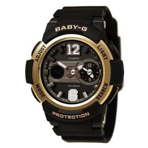[カシオ]Casio 腕時計 GShock Black Watch BGA-210-1BCR レディース [逆輸入]
