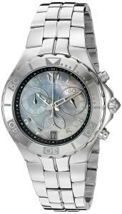 [テクノマリーン]TechnoMarine 'Sea Pearl' Swiss Quartz Stainless Steel Casual Watch TM-715013