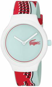 [ラコステ]Lacoste 腕時計 'GOA NEW' Quartz Multi Color Casual Watch 2020114 [並行輸入品]