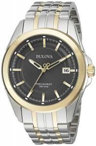 [ブローバ]Bulova 腕時計 Quartz Stainless Steel Dress Watch 98B273 メンズ [並行輸入品]