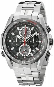 [ブローバ]Bulova  Quartz Stainless Steel Dress Watch, Color:SilverToned 98B270 メンズ