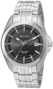 [ブローバ]Bulova 腕時計 Quartz Stainless Steel Dress Watch 96B252 メンズ [並行輸入品]