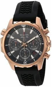 [ブローバ]Bulova 腕時計 Quartz Stainless Steel Dress Watch 97B153 メンズ [並行輸入品]