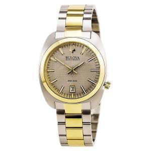 [ブローバ]Bulova 腕時計 Accutron ll TwoTone Watch 98B272 メンズ [並行輸入品]