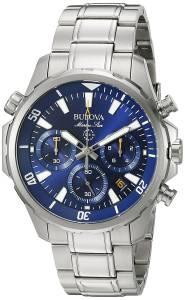 [ブローバ]Bulova 腕時計 Quartz Stainless Steel Dress Watch 96B256 メンズ [並行輸入品]