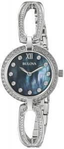 [ブローバ]Bulova 腕時計 Quartz Stainless Steel Dress Watch 96L224 レディース
