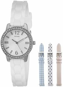 [ゲス]GUESS 腕時計 Feminine Interchangeable Wardrobe Watch Set U0784L1 レディース