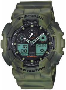 [カシオ]Casio 腕時計 GSHOCK MEN'S GA-100MM-3AJF [逆輸入]