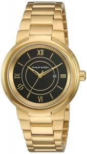 [フィリップ ステイン]Philip Stein 'Active' Quartz Stainless Steel Casual Watch, 31-ACGB-GSS