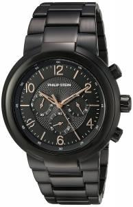 [フィリップ ステイン]Philip Stein 'Active' Quartz Stainless Steel Casual Watch, 32-ABRG-BSS
