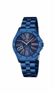 フェスティナ Festina Women's Quartz Watch with Black Dial Analogue Display Quartz F16927/2