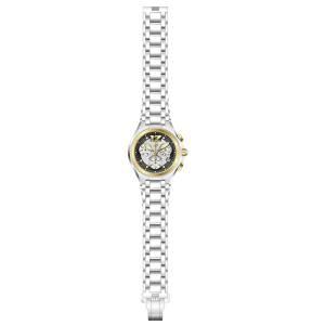 [テクノマリーン]TechnoMarine  Manta Neo Classic Quartz Black, Silver Dial Watch TM-215010