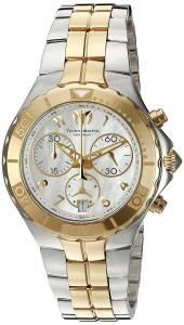[テクノマリーン]TechnoMarine  'Sea Pearl' Quartz Stainless Steel Casual Watch TM-715001