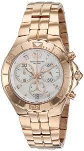 [テクノマリーン]TechnoMarine  'Sea Pearl' Quartz Stainless Steel Casual Watch TM-715005