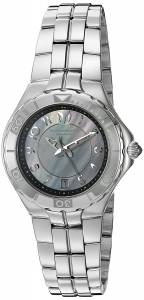 [テクノマリーン]TechnoMarine  Sea Pearl Analog Display Swiss Quartz Silver Watch TM-715011