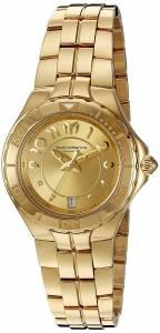 [テクノマリーン]TechnoMarine  Sea Pearl Analog Display Swiss Quartz Gold Watch TM-715010